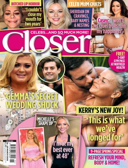 Closer UK March 10, 2020 00:00