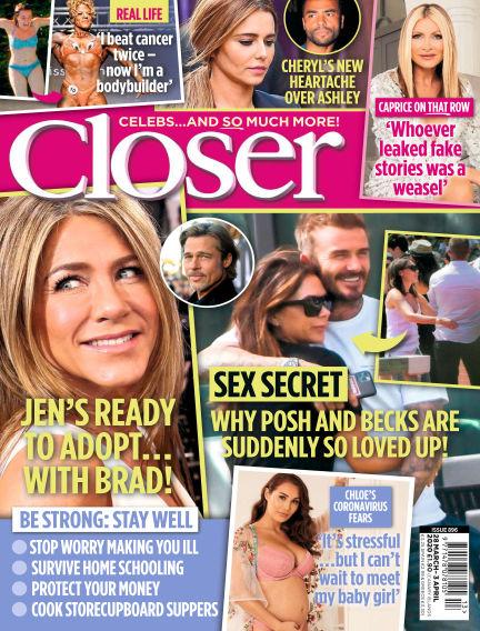 Closer UK March 24, 2020 00:00