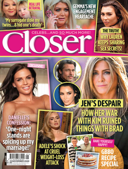 Closer UK November 03, 2020 00:00