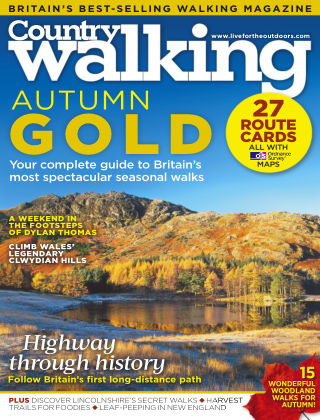 Country Walking October 2014