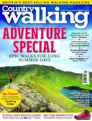 Country Walking September 2014