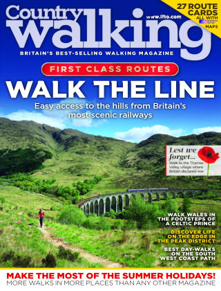 Country Walking August 2014