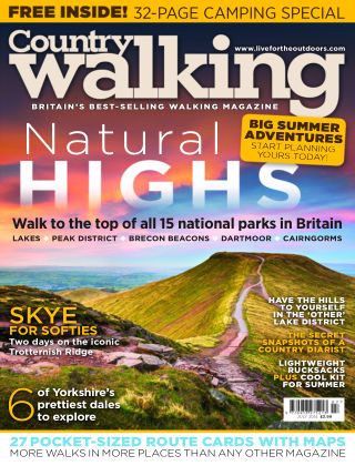 Country Walking July 2014