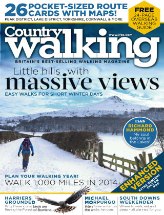 Country Walking February 2014