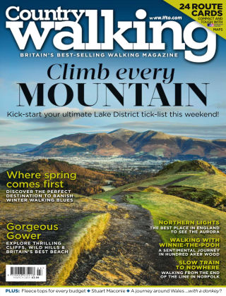 Country Walking March 2014