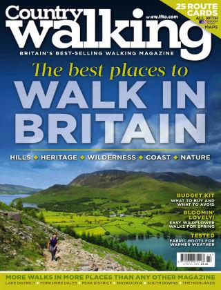 Country Walking Spring 2014
