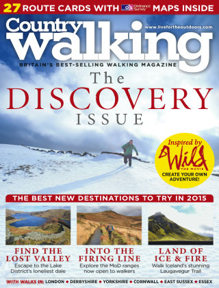 Country Walking February 2015