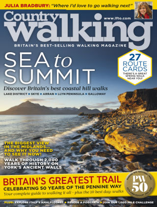 Country Walking March 2015