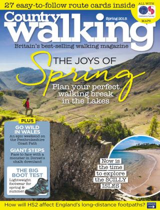 Country Walking Spring 2015