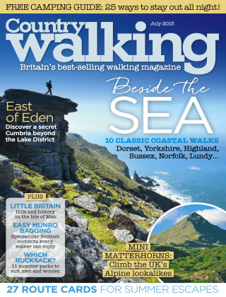 Country Walking July 2015