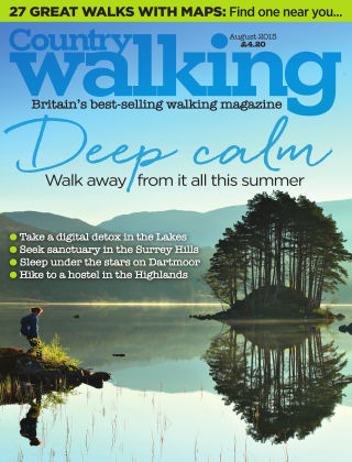 Country Walking August 2015
