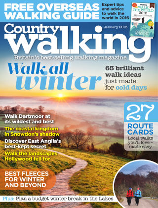 Country Walking January 2016