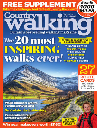 Country Walking February 2016