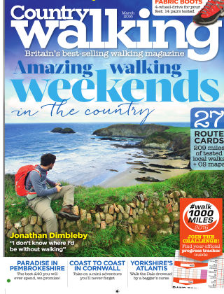 Country Walking March 2016