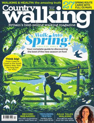 Country Walking Spring Walks 2016