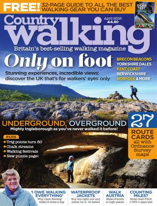 Country Walking April 2016