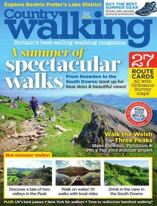 Country Walking June 2016