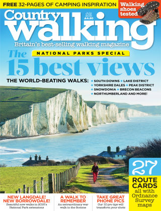 Country Walking July 2016