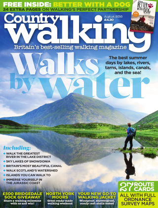 Country Walking August 2016