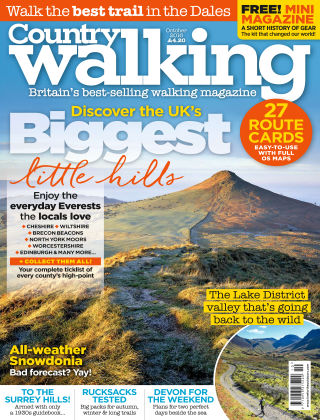 Country Walking October 2016