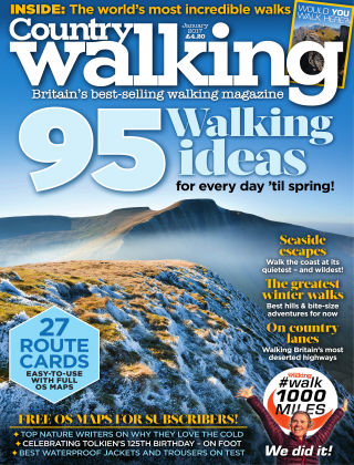Country Walking January 2017