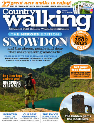 Country Walking March 2017