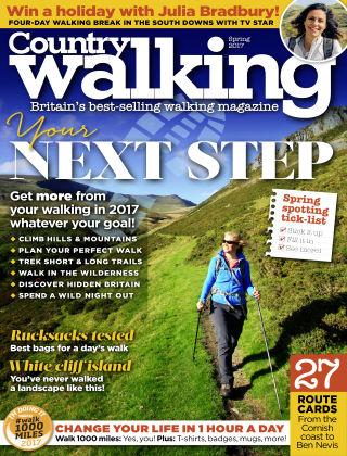 Country Walking Spring 2017