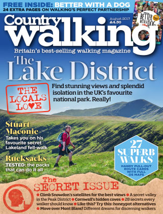 Country Walking Aug 2017