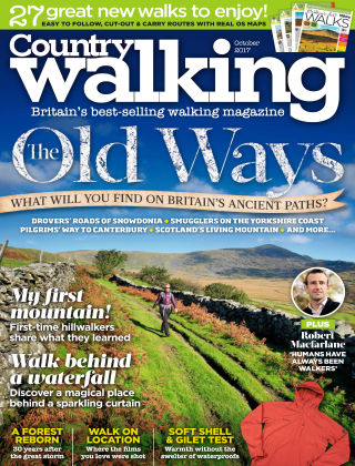 Country Walking Oct 2017