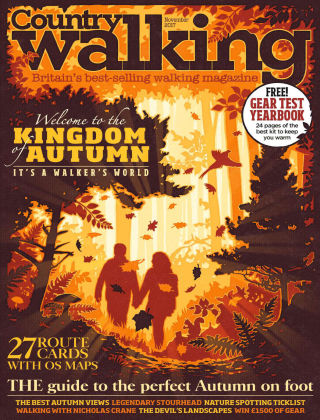 Country Walking Nov 2017