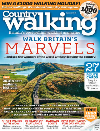 Country Walking Spring Issue 2018