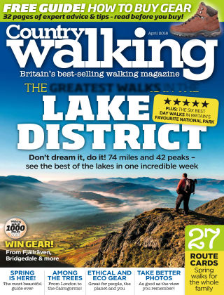 Country Walking Apr 2018