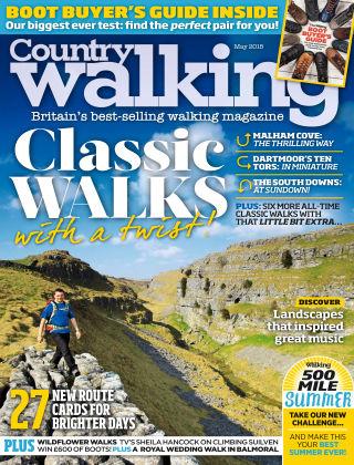 Country Walking May 2018