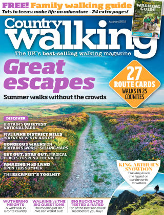 Country Walking Aug 2018