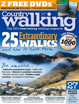 Country Walking October 2018