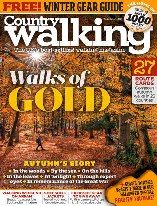 Country Walking Nov 2018