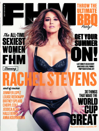 FHM UK July 2014