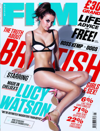 FHM UK May 2014