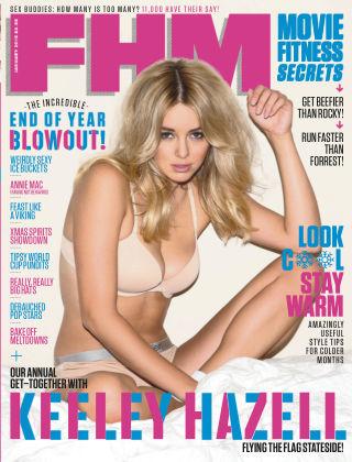FHM UK January 2015