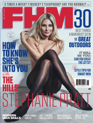 FHM UK May 2015