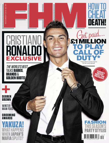 Read Fhm Uk Magazine On Readly The Ultimate Magazine Subscription