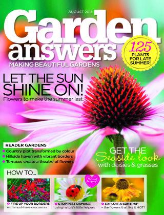 Garden Answers August 2014