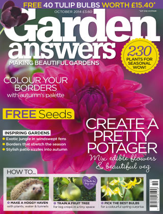Garden Answers October 2014