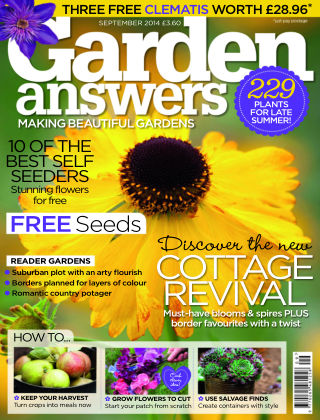 Garden Answers September 2014