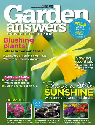 Garden Answers March 2014