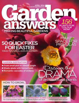 Garden Answers April 2014