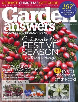 Garden Answers December 2014