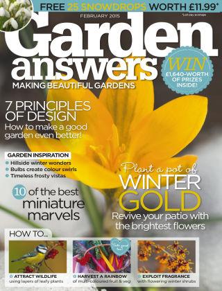 Garden Answers February 2015