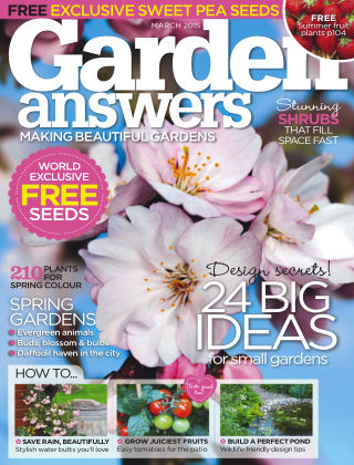Garden Answers March 2015
