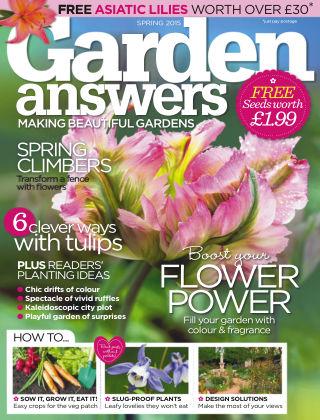Garden Answers Spring 2015